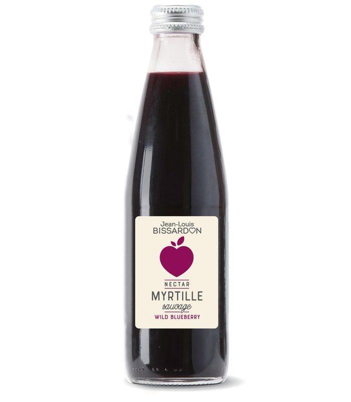 Nectar de Myrtilles sauvages