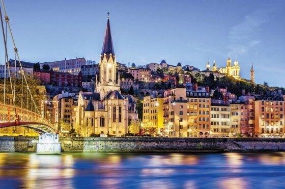 Produits d'épicerie fine du Lyonnais