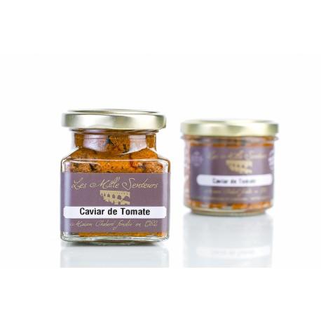 Caviar de tomate