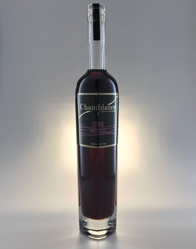 Liqueur Cerise Hibiscus