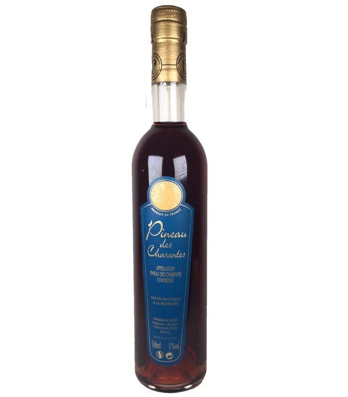 Pineau des Charentes rouge