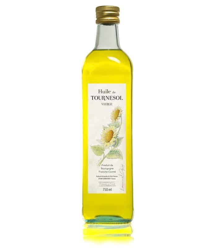 huile de tournesol Germigney