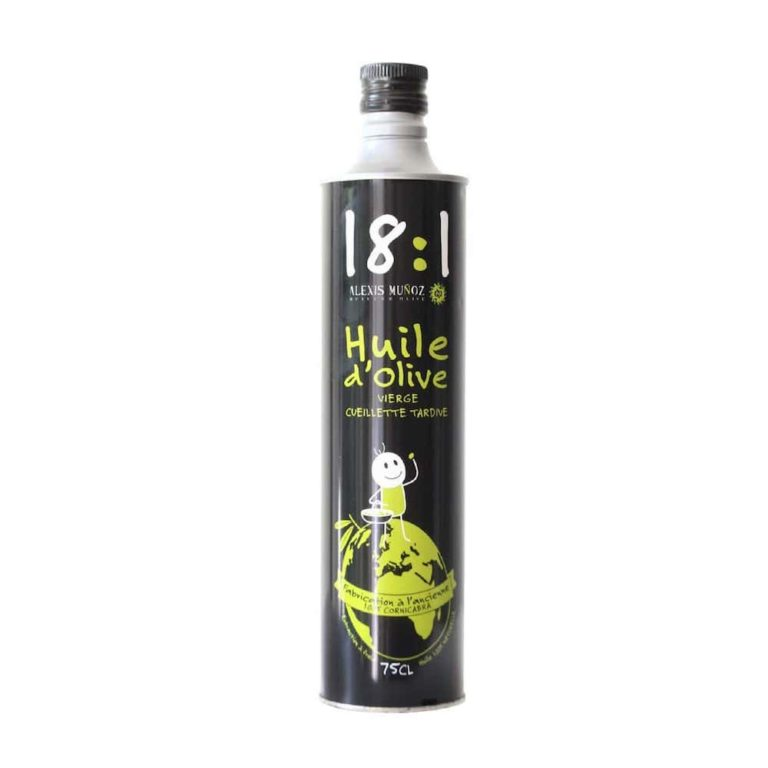 huile olive vierge extra Cornicabra 75 cl