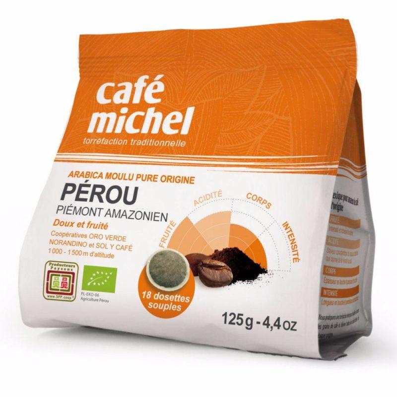 CAFE DOSETTES PEROU