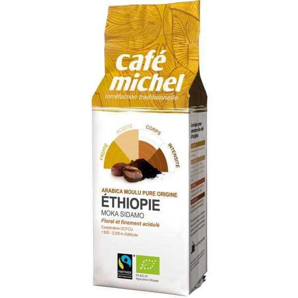 café ethiopie bio moulu
