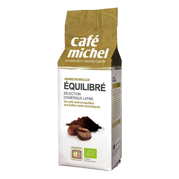 café équilibré bio moulu