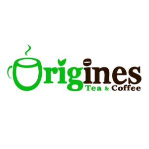 origines tea and coffee