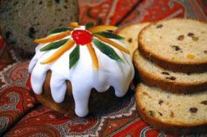 koulitch brioche russe de pâques