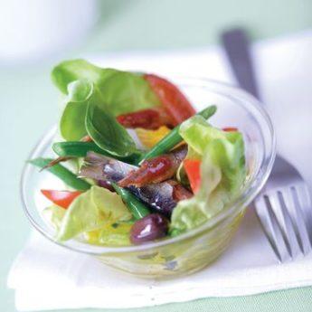 sardine salade niçoise