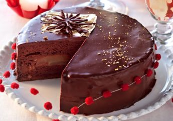 gâteau chocolat st valentin